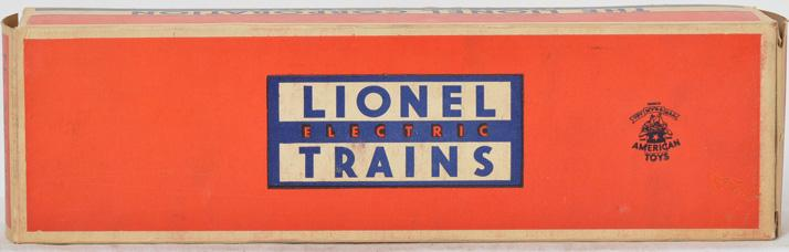 Clean Lionel 6464-325 Baltimore and Ohio boxcar original box