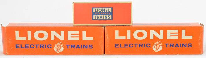 Lionel super O 38-35 accessory adapter, two boxes of 48 insulated track