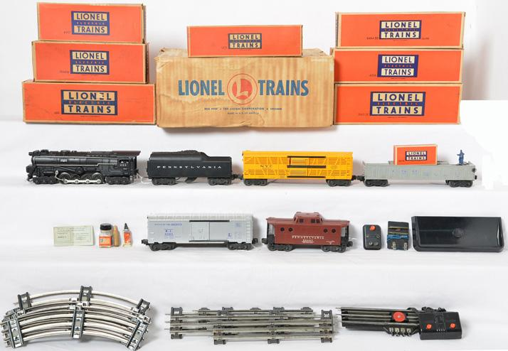 Lionel Turbine Freight Set no. 2217WS Boxed