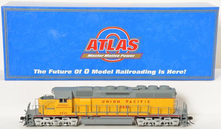 Atlas Union Pacific SD-40, 2557-1 unpowered