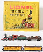 Lionel No. 1800 The General Frontier Pack in original box