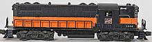 Lionel 2338 Milwaukee Road GP-7