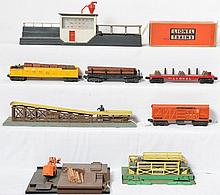 Lionel accessories 3656, 454, 3461, 264, 6264, 362, and 3562-50