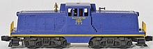 Clean Lionel 626 Baltimore and Ohio center cab switcher