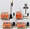 Four nice boxed Lionel signals 151, 155, 253, 253