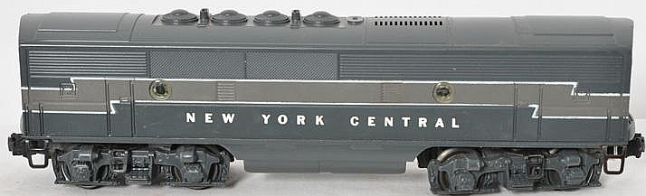 Clean Lionel 2344C New York Central F-3 B unit