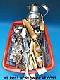 Collection of plated cutlery including a Walker &