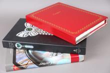 Three Cartier Jewellery Books