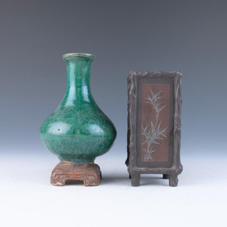 Two Vessels