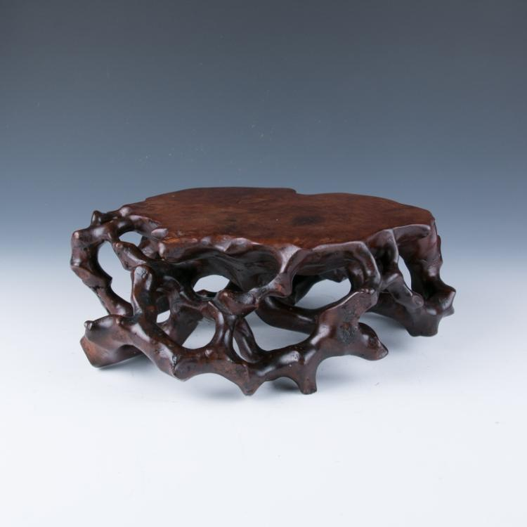 A Root Wood Stand