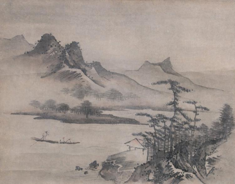 Anonymous (18th Century) Landscape