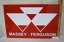 Massey-Ferguson sign