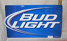 Bud Light sign - new