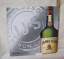 Jameson Whiskey sign - new