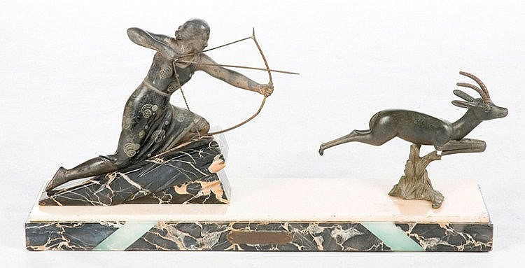 Diana bronce