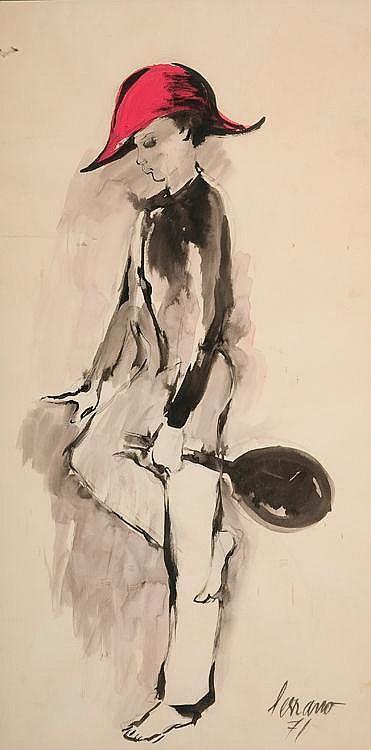 Josep Miquel Serrano Serra (Barcelona, 1912 -