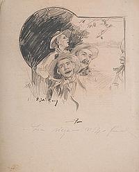 Baldomero Gili Roig (Lleida, 1873 - Barcelona, 1927)