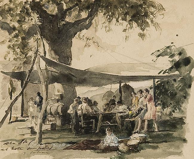Joan Colom Agustí (Arenys de Mar, 1879-1969)