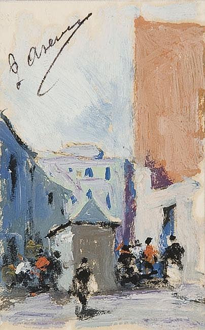 Joaquín Asensio Mariné (Barcelona, 1890 - 1961)