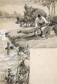 Baldomer Gili Roig (Lleida, 1873 - Barcelona, 1927)