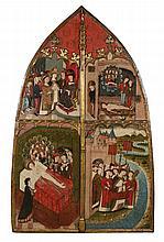 Ramon Gonsalbo (Documented in La Seu d'Urgell and Barcelona 1428 - 1475)