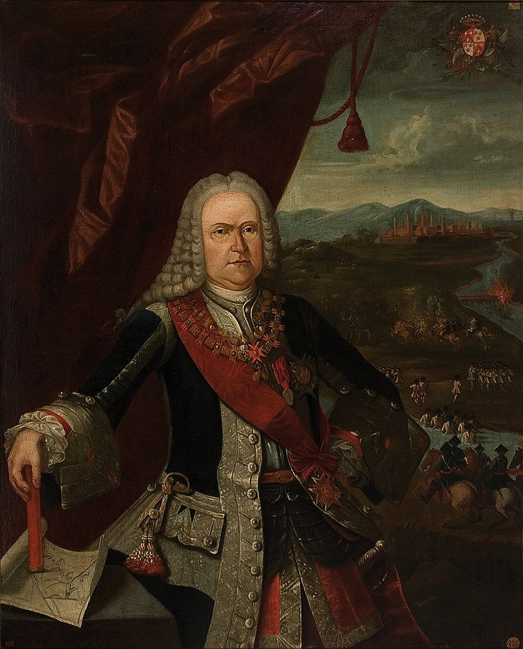 Antonio González Ruiz Circle (Corella, 1711 -  Madrid, 1788)
