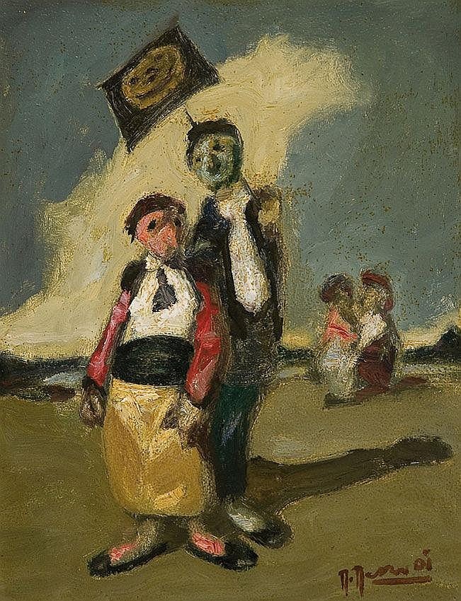 Baldomero Romero Ressendi (Sevilla, 1924 - Madrid,