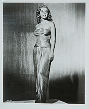 Original black and white photograph of Marilyn Monroe. Photofest.