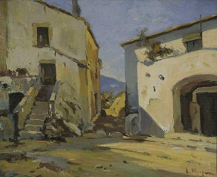 Eliseo Meifrén Roig (Barcelona, 1859 - 1940)