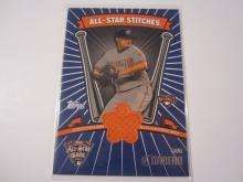 2005 Topps All-Star Stitches Chad Cordero Game Used Jersey