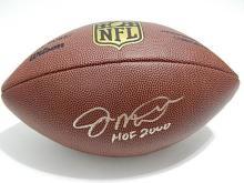 Signed Football, Joe Montana