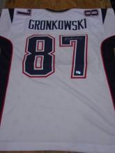 Signed Jersey, Rob Gronkowski #87