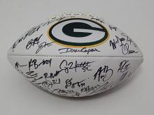 Signed Football, Green Bay Packers