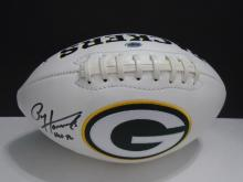 Signed Packers Football, Paul Hornung