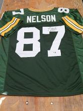 Signed Jersey, Jordy Nelson, #87