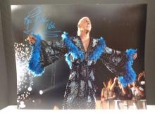Signed Color Photograph, Ric Flair