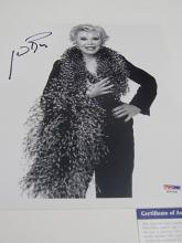 Signed black & white Photograph,  JOAN RIVERS