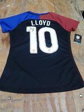 Signed Shirt, Carli Lloyd, # 10
