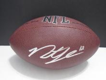Signed Football, Paxton Lynch