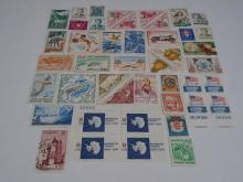 Lot of 40 Stamps