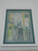 ACRYLIC ABSTRACT PAINTING BY IVY