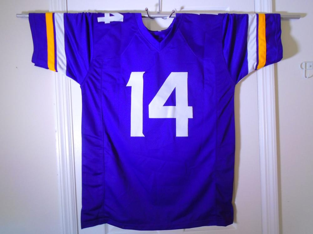 cheap for discount 3e0fa f7a98 Stefon Diggs signed Minnesota Vikings Jersey