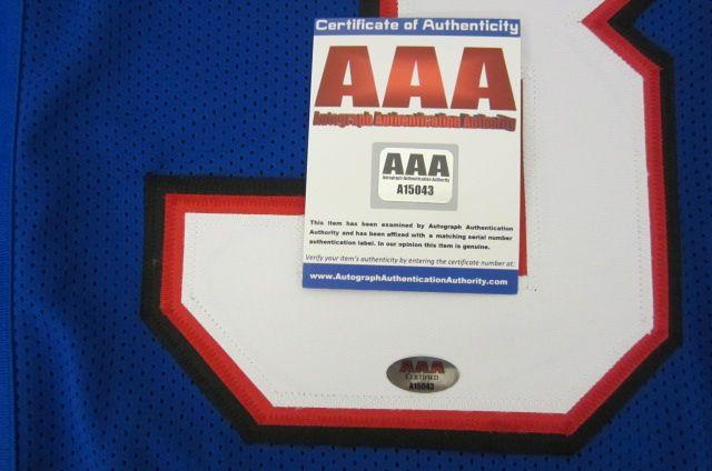 brand new 88950 86735 OJ SIMPSON Buffalo Bills Signed Autographed Football Jersey ...