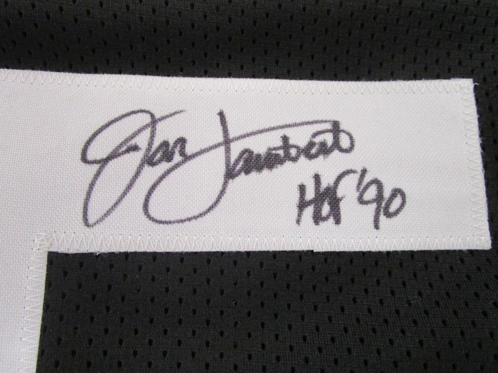 huge discount 4c1a1 b1843 Jack Lambert, Pittsburgh Steelers Middle Linebacker, NFL ...