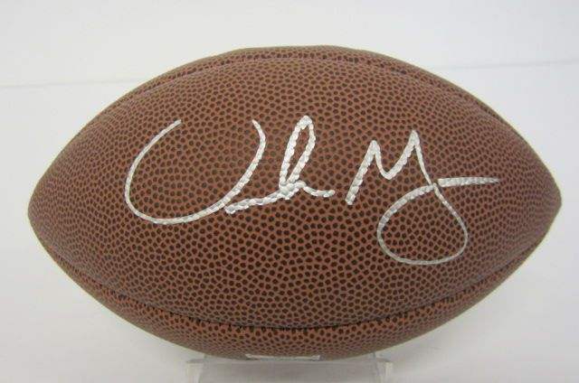 URBAN MEYER Ohio State Buckeyes Signed Autographed Mini Football Certified CoA