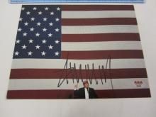 POTUS DONALD TRUMP Signed Autographed 8x10 Photo Certified CoA