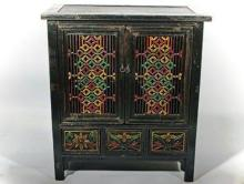 Asian Antique Furniture Auction
