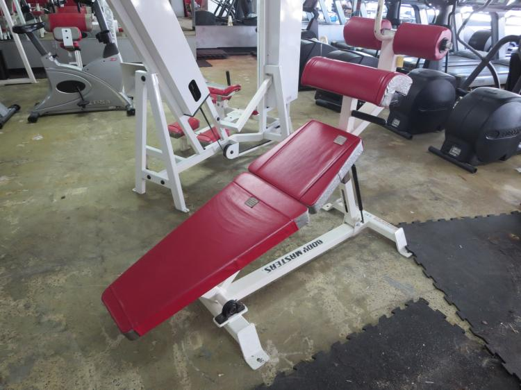 Body Masters Bench exercise machine