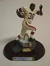 Marion Motley Signed Figure