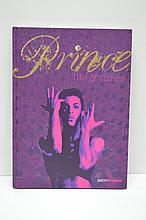 Prince Life and Times Book